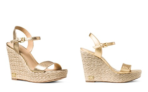 MICHAEL Michael Kors Women's Jill Leather Espadrille Platform Wedge Sandals - Bloomingdale's_2